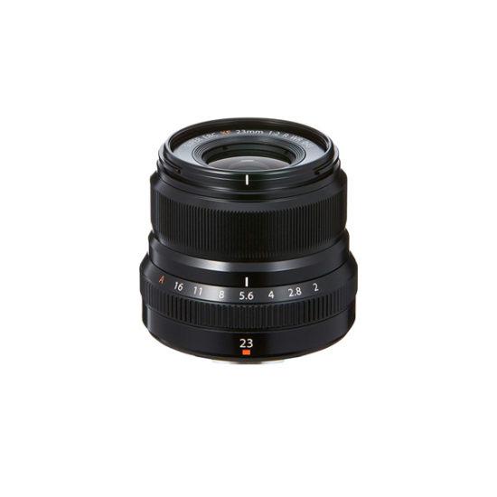 Fujifilm FUJINON XF23mm f3R (Black, Retail Packing)