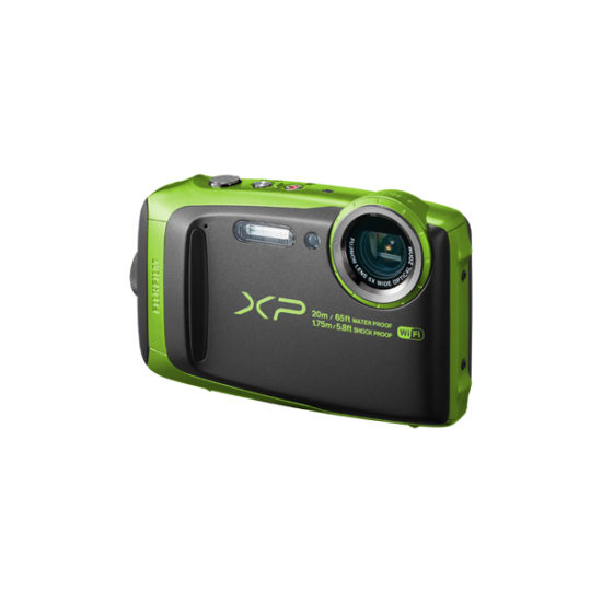 Fujifilm FinePix XP120 Lime