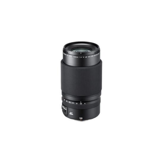 Fujifilm GF 120mm f4R LM OIS WR Macro Lens