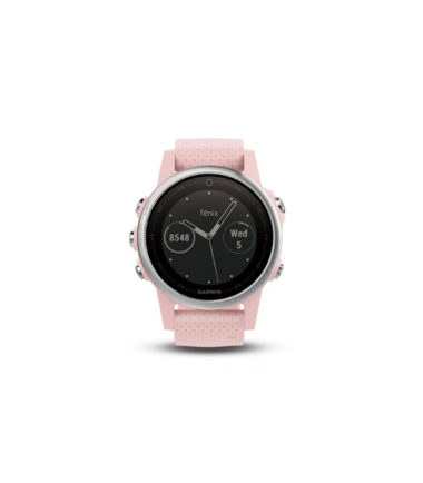 Garmin Fenix 5S Pink Meringue Sapphire with pink band (010-01685-46)