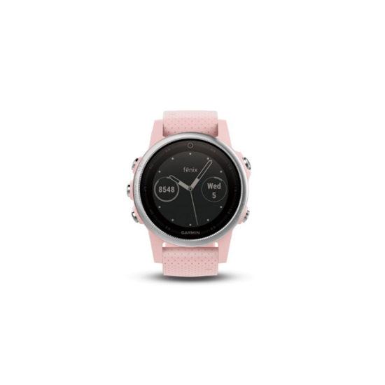 Garmin Fenix 5S Pink Meringue Sapphire with pink band (010-01685-46)