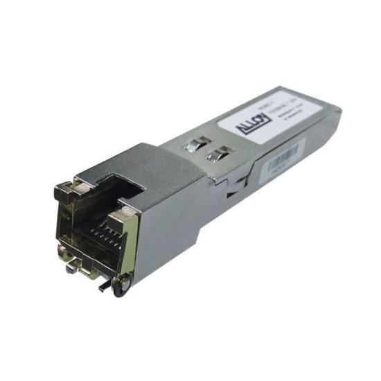 Gigabit Copper SFP Module 1000Base-T, 100M