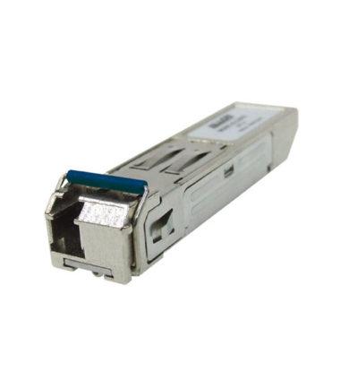 Gigabit Single Mode/Single Fibre SFP Module 1000Base-SX, WDM, TX-1550nm RX-1310nm, 40Km