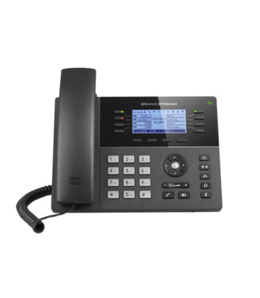 HD PoE IP Phone 200x80 LCD, 8 lines, Dual 10/100Mbps Ports, 4 program keys, 32 BLF, EHS