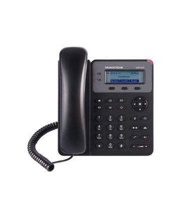 IP Phone 132x48 LCD, Single line, Dual Fast Ethernet Ports, POE, 3 program keys, EHS