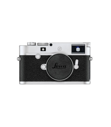 Leica M10-P Digital Rangefinder Camera (Silver)