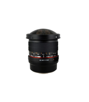 MC Fisheye CS II DH Lens for Sony E