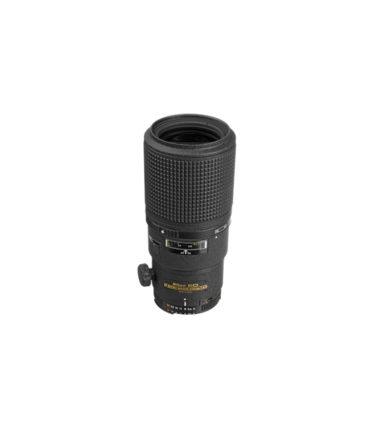 Nikon AF 200mm f4D Black
