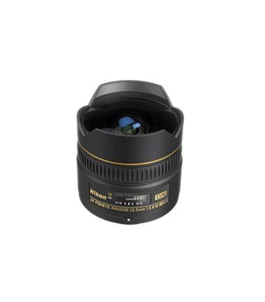 Nikon AF DX Fisheye-NIKKOR 10.5mm f2