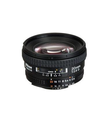 Nikon AF NIKKOR 20mm f2