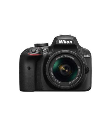 Nikon AF-P DX 18-55mm f3.5-5.6G VR Black (No Packing)