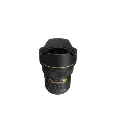 Nikon AF-S 14-24mm f2.8G ED Black