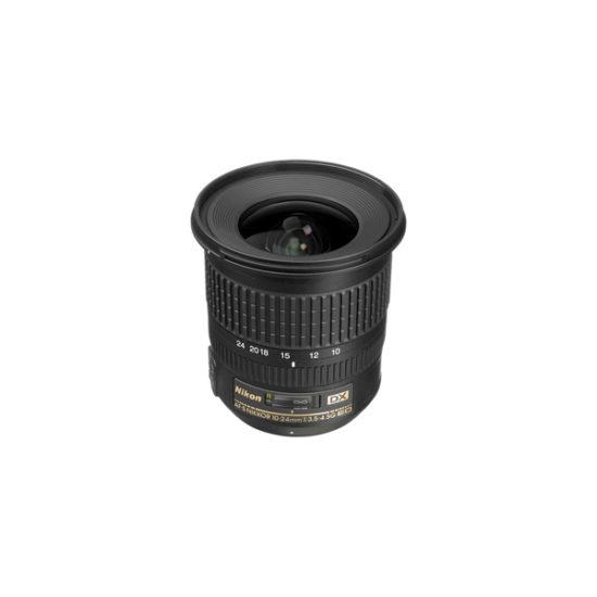 Nikon AF-S DX 10-24mm f3.5-4.5G ED Black