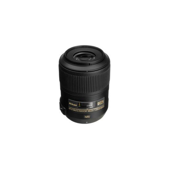 Nikon AF-S DX Micro Nikkor 85mmmm f3.5G ED VR Lens