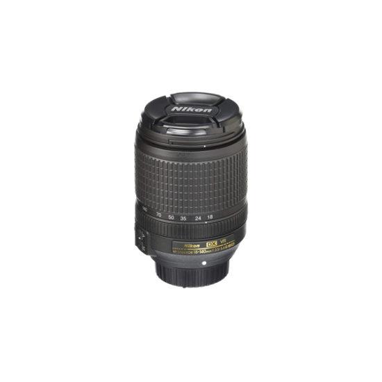 Nikon AF-S DX NIKKOR 18-140mm f3.5-5.6G ED VR (No Packing)