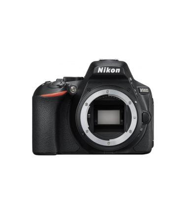 Nikon D5600 Kit (AF-S 18-105mm VR) Black