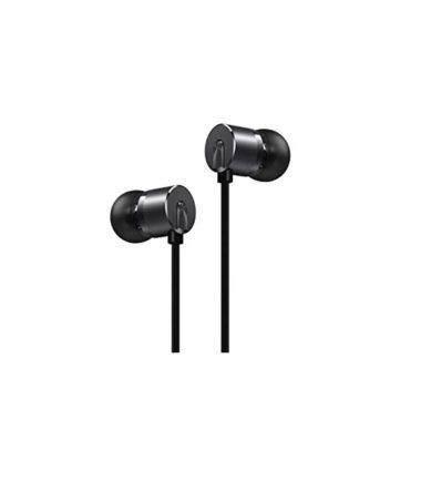 OnePlus Bullets V2 Earphones (Black, BE02B)