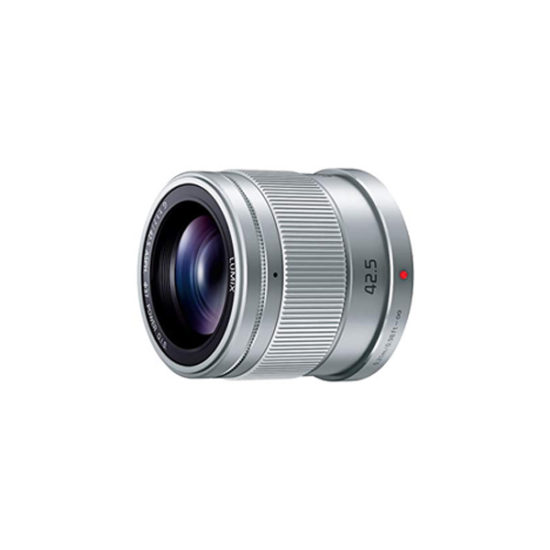 Panasonic 42.5mm F1.7 HHS043 silver