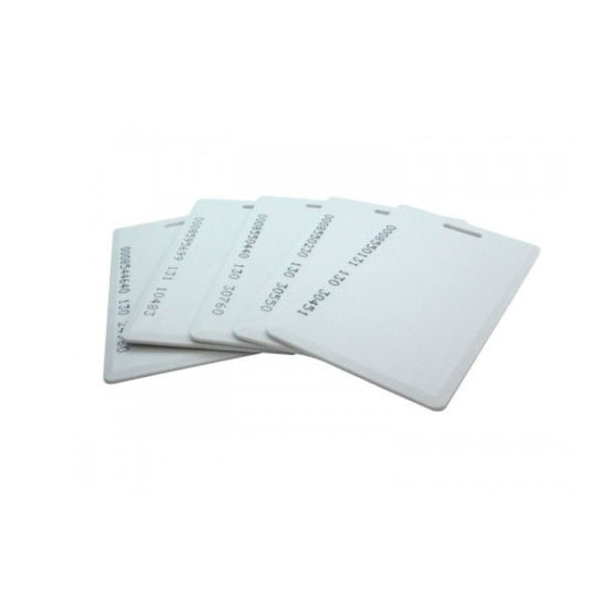 RFID Coded Access Cards