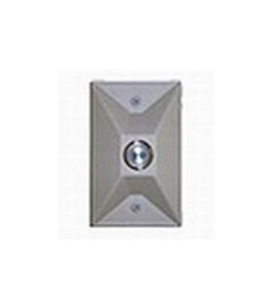 Remote Push-To-Talk Button - Signal White. For use with Cyberdata Talk-Back Speakers