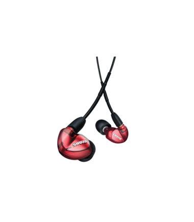 SHURE SE535 Earphones Metallic Red (Special Edition)