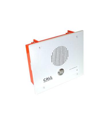 SIP Indoor Intercom -Flush Mount - Signal White