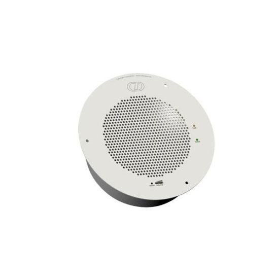 SIP Talk Back Speaker - Gray White