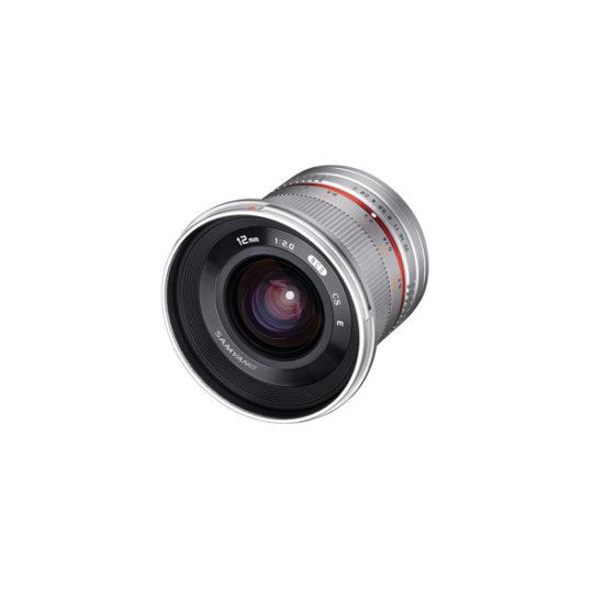 Samyang 10mm f 2F2.8 ED AS NCS CSilver