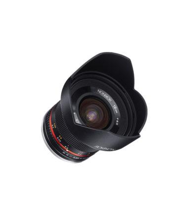Samyang 12mm f2 Black (Canon M)