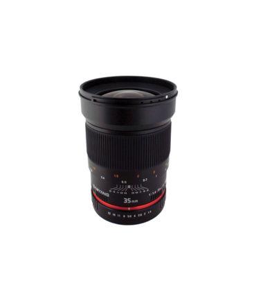 Samyang 35mm f1.4 AS UMC Lens for Pentax K