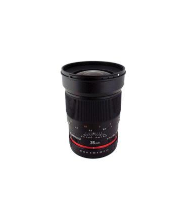 Samyang 35mm f1.4 (Sony A)