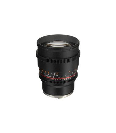 Samyang 85mm T1.5 VDSLR II (Sony E)