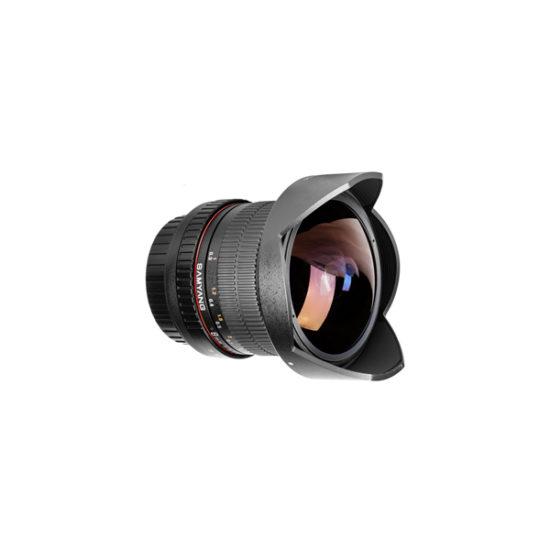 Samyang 8mm f3.5 CS II (Fuji X)