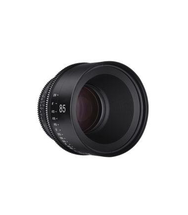 Samyang XEEN 85mm T1.5 Lens (Sony E, Meter)