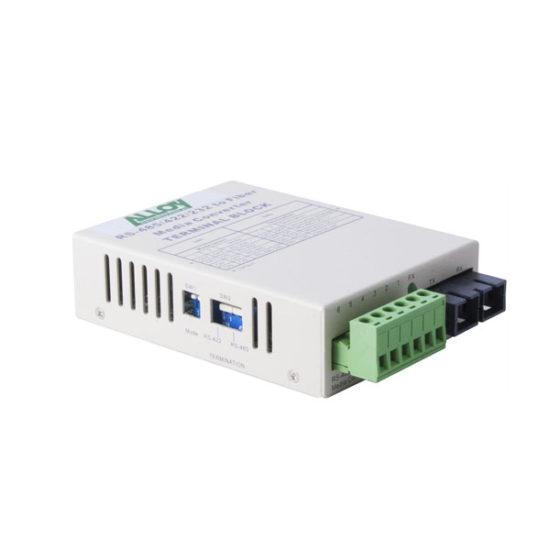 Serial to Fibre Standalone/Rack Converter RS-232/422/485 Terminal - Singlemode SC, 20Km