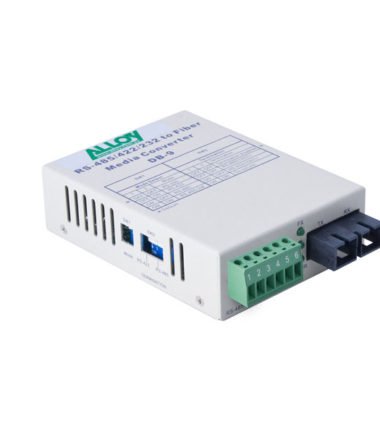 Serial to Fibre Standalone/Rack Converter RS-232/422/485 Terminal to Multimode SC, 2Km