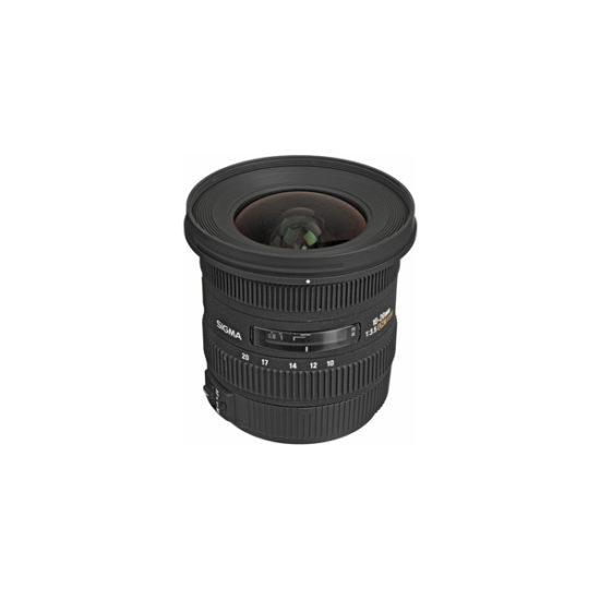 Sigma 10-20mm F3.5 EX DC HSM (Canon)