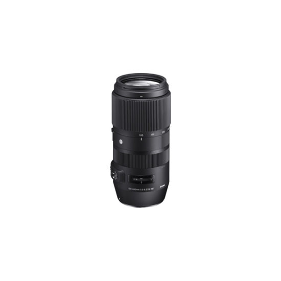Sigma 100-400mm f5-6.3 DG OS HSM Contemporary Lens (Canon EF)