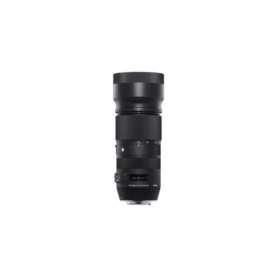 Sigma 100-400mm f5-6.3 DG OS HSM Contemporary Lens (Nikon F)