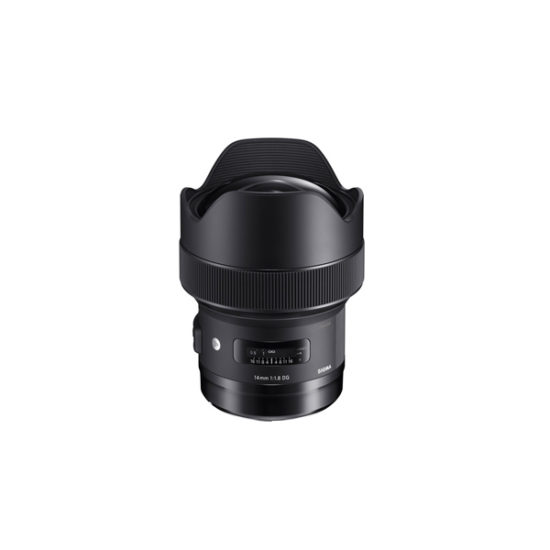 Sigma 14mm f1.8 DG HSM Art Lens for Nikon F