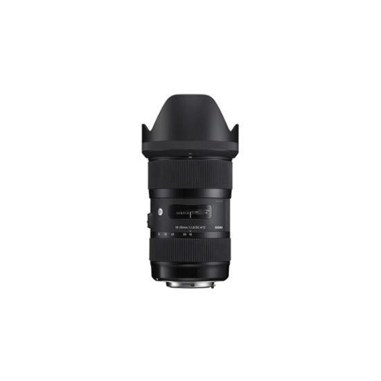 Sigma 18-35mm f1.8 DC HSM Art Lens (Canon)