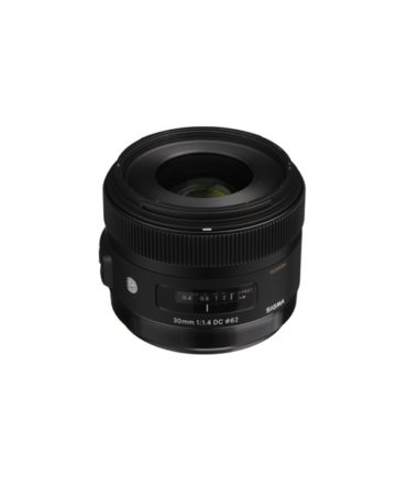 Sigma 30mm f1 for sony