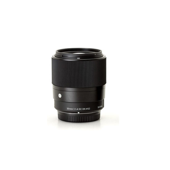 Sigma 30mm f1.4 DC DN Contemporary Lens (Micro Four Thirds)