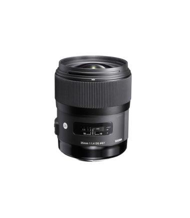 Sigma 35mm f1.4 DG HSM Art Lens for Canon EF