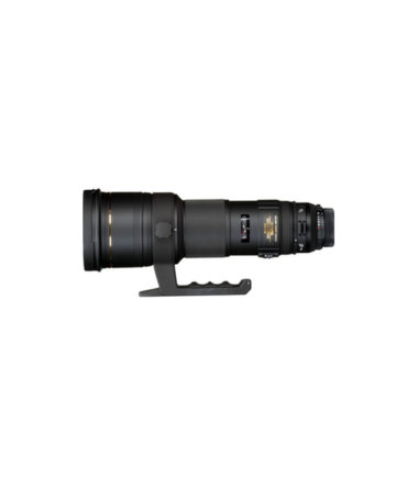 Sigma 500mm f4.5 EX DG APO HSM Lens for Canon EF