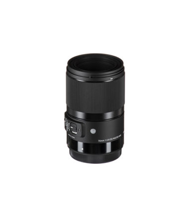 Sigma 70mm f2.8 DG Macro Art Lens (Sony E)