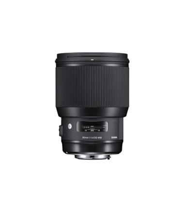 Sigma 85mm f1.4 DG HSM Art Lens (Nikon)