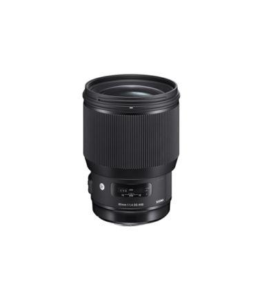 Sigma 85mm f1.4 DG HSM Art Lens (Sony E)
