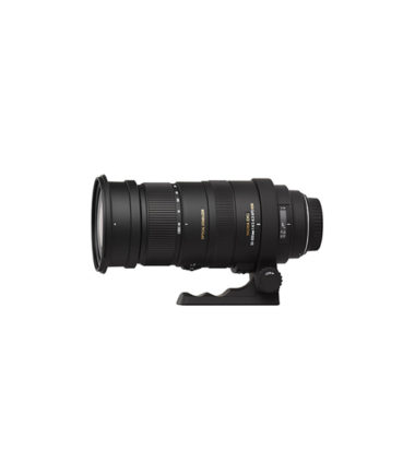 Sigma APO 50-500mm F4.5 6.3 EX DG OS HSM (Canon)