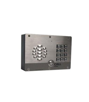 Singlewire InformaCast® Outdoor Intercom with Keypad